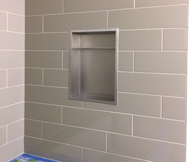 Grout sealing is important ….. actually, essential in every tile installation