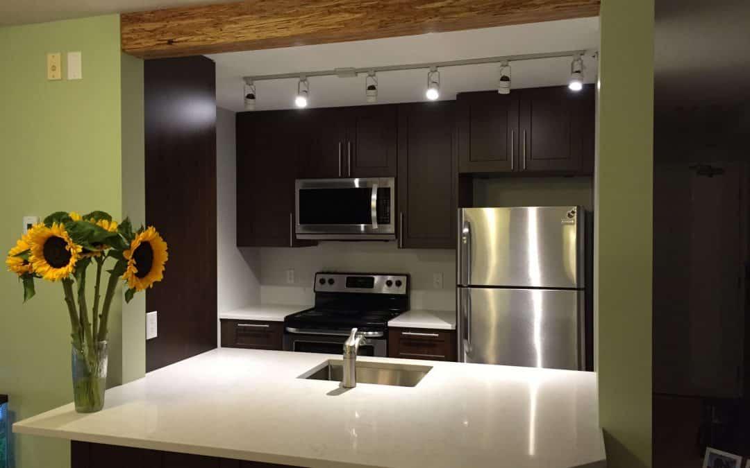East Vancouver kitchen renovation