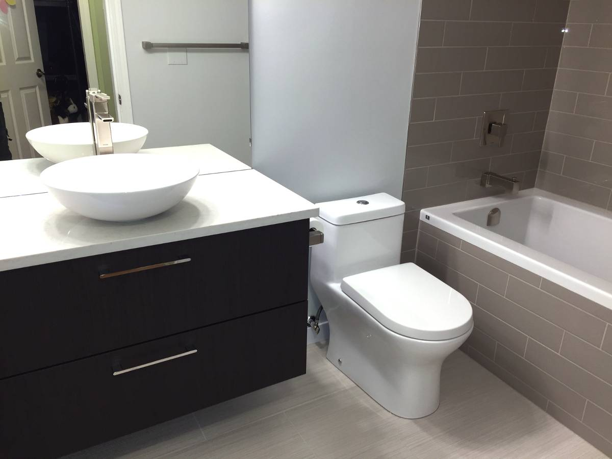Bathroom Renovation Materials Costs Watch Out They May Shock You - Standard bathroom renovation cost