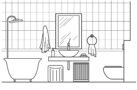 kitchen & bathroom remodel - bathroom500h
